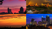 Best Raleigh Sunset and Sunrises