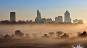 Scenes from a Foggy Morning – Raleigh