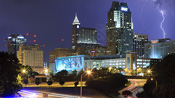 Downtown Raleigh May 2010