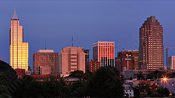 Downtown Raleigh – September 29, 2008