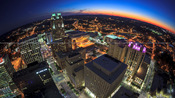 Views of Raleigh from the PNC Plaza rooftop