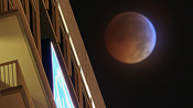 Total Lunar Eclipse from Raleigh – December 2010