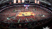 NC State Basketball at the RBC Center
