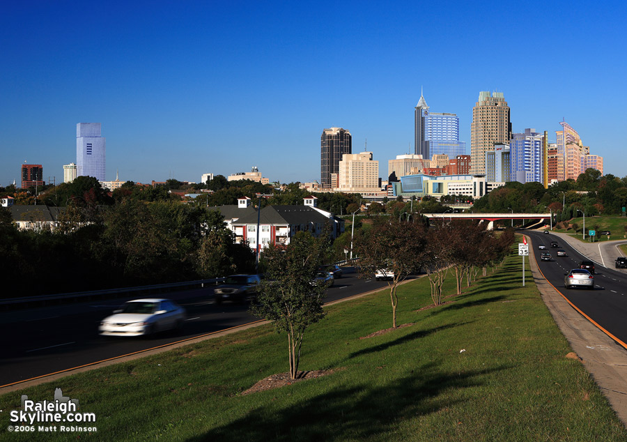 The future rendering of Raleigh (2006)