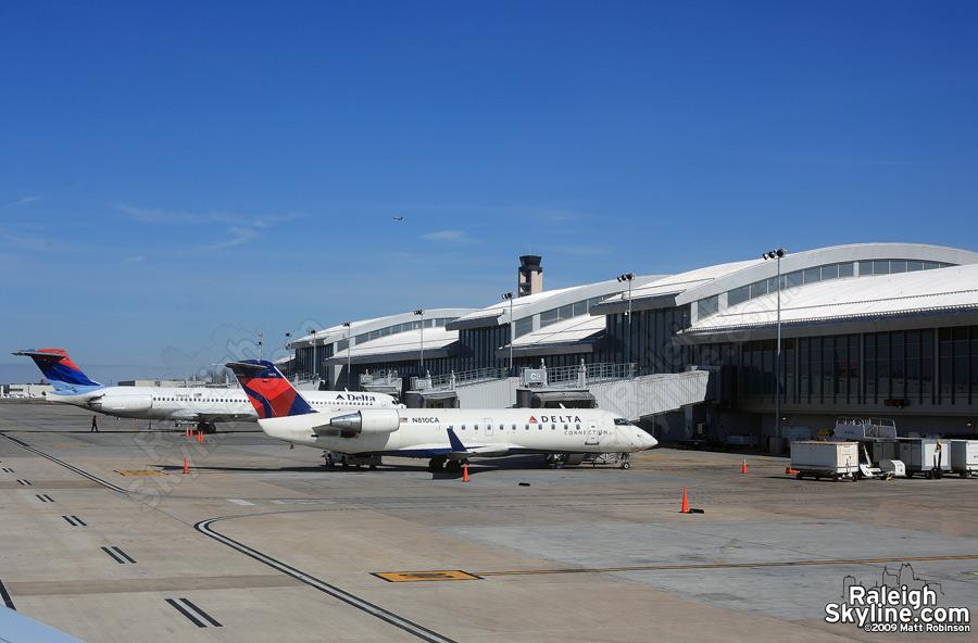 Exterior of Terminal 2