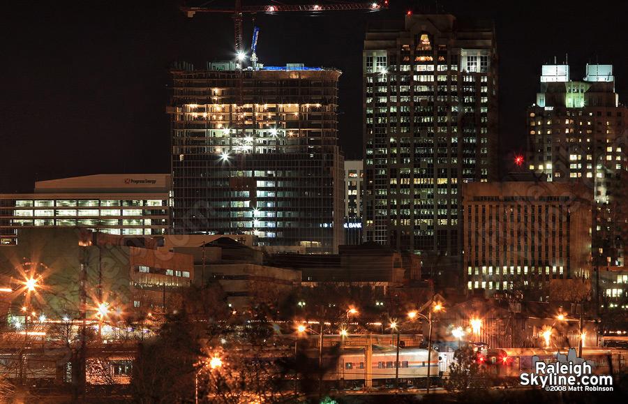 Mystery Skyline Raleigh