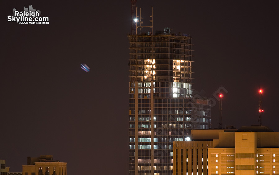 Raleigh Blimp