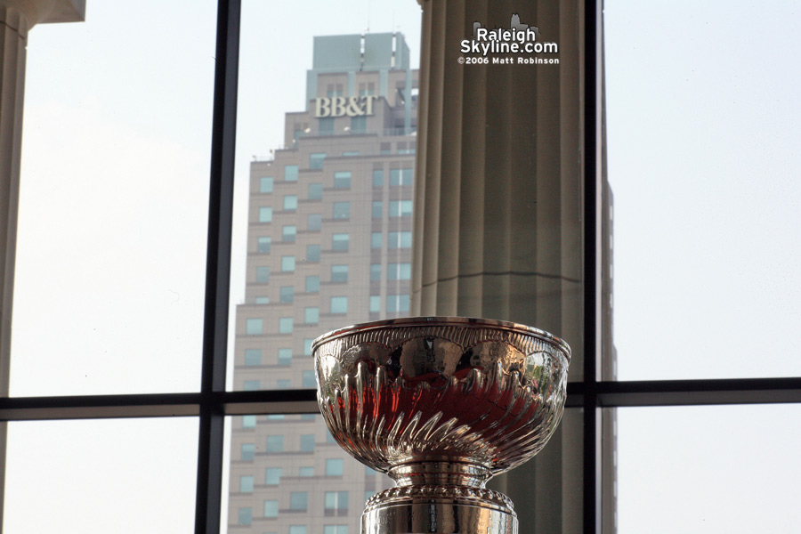 Two Hannover and The Stanley Cup