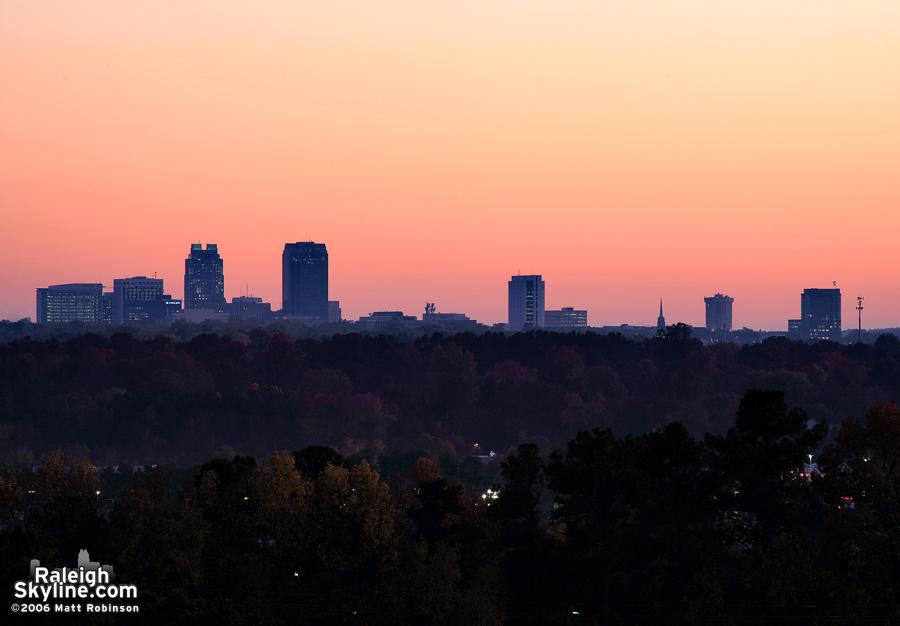 Autumn Colors in Raleigh - RaleighSkyline.com – Original ...