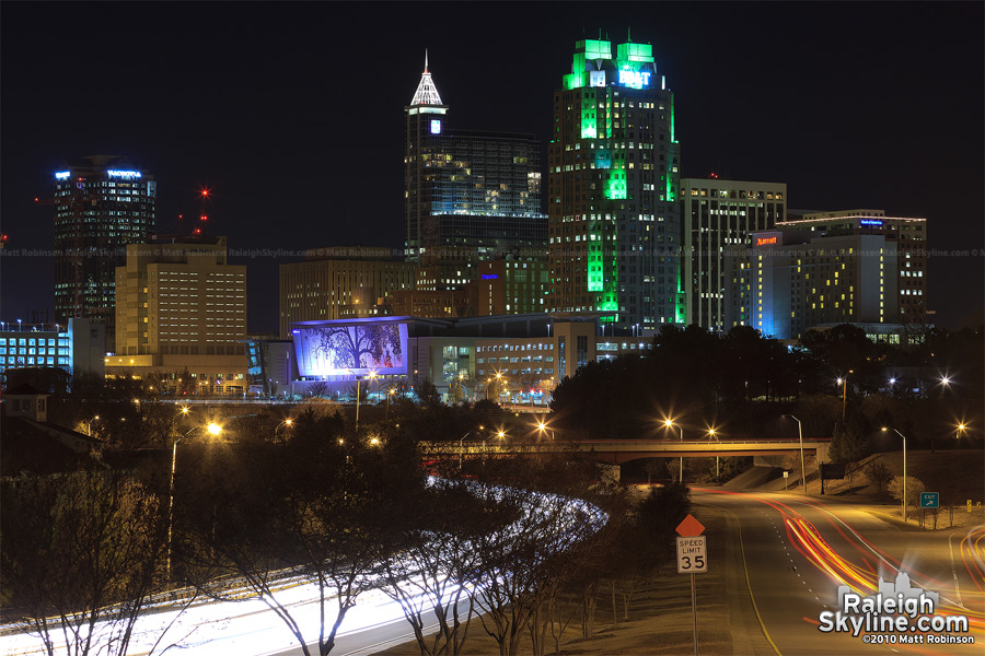 BB&T partially switched to Green