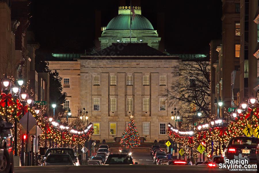 Christmas Lights Raleigh Nc