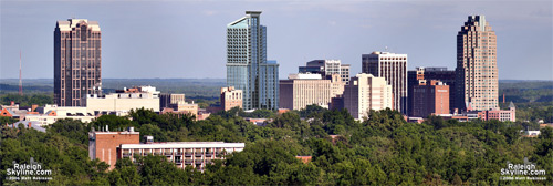 Rbc Plaza Raleighskyline Com Raleigh North Carolina