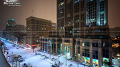 Snowstorm in Raleigh – January 28 to 29, 2014