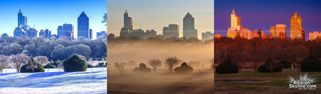 Raleigh Skyline Seasons 2016